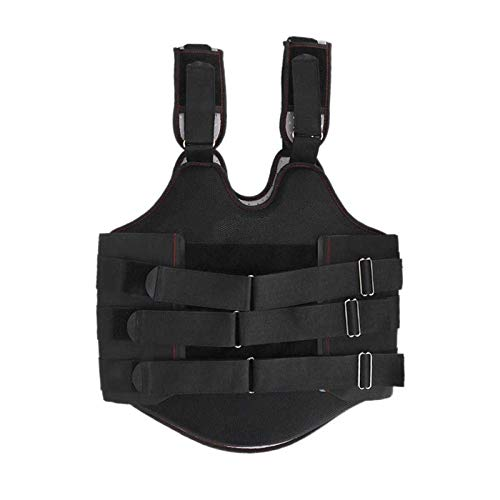 DFBGL Corrector de Postura de Espalda Ajustable Soporte de Hombro Lumbar Brace Belt Transpirable