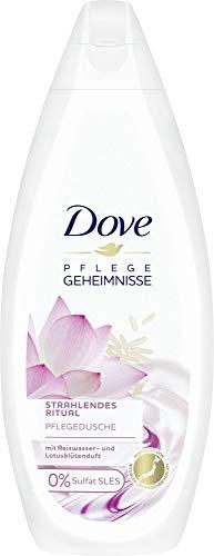 Dove Pflegedusche Strahlendes Ritual, Duschgel 6er Pack (6 x 250 ml)