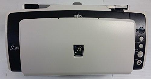 Fujitsu Fi 6130 Duplex Document Scanner Photo #2