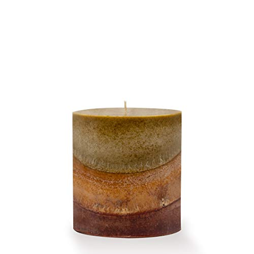 Wicks N More Amish Harvest Scented Pillar Candles (3x3)