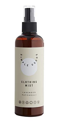 Simple Goods Wäschespray - Lavendel, Patschuli 150ml - ECOCERT - Zertifiziert