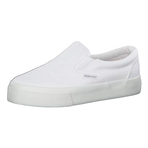 Superga Unisex Slipper 2306 COTU S00FRB0 Total White 40