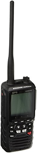 Floating 6W Handheld VHF with Internal GPS
