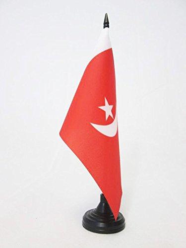AZ FLAG UMM al-Qaiwain Table Flag 5