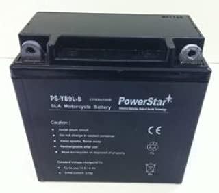 PowerSta 12N9-4B1, 12N9-4B Motorcycle Battery