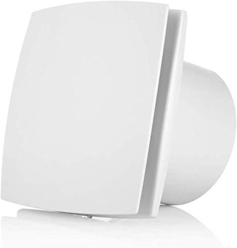 Ventilador de ventilación doméstico Extintor 150 Silenciosa Y Potente Montado En La Pared del Hogar De Escape De 6 Pulgadas Ventilador For Baño Y Ventana De La Cocina LITING