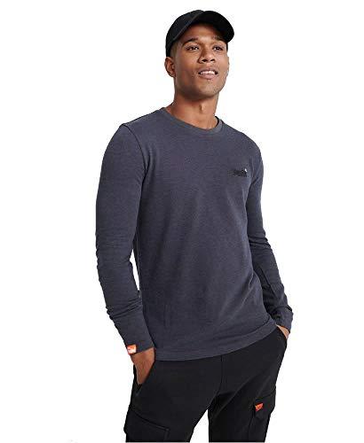 Superdry T-Shirt Orange Label Homme