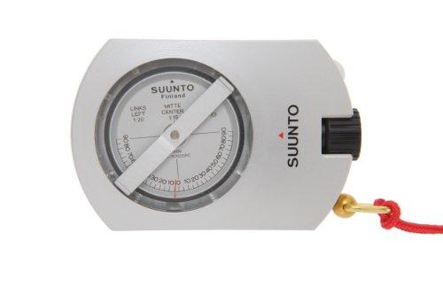Suunto Ss011096010 Inclinomètre Mixte Adulte, Blanc