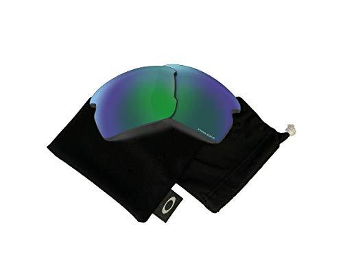Oakley Original Flak OO9295 Replacement Lenses For Men For Women+BUNDLE with Oakley Microfiber Cloth Bag