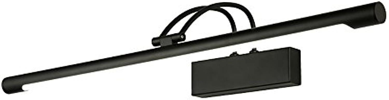 Schwarzes Retro Badezimmer LED Eisen Spiegel Scheinwerfer ( gre   62cm(24.4INCH) )