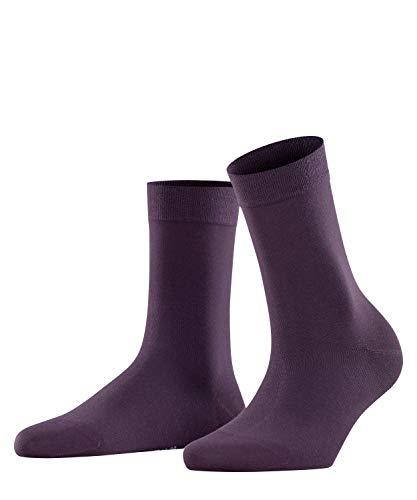 FALKE Damen Cotton Touch Socken, lila (violetonyx 8136), 39-42 EU