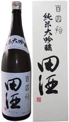 西田酒造店『純米大吟醸 百四拾 田酒』