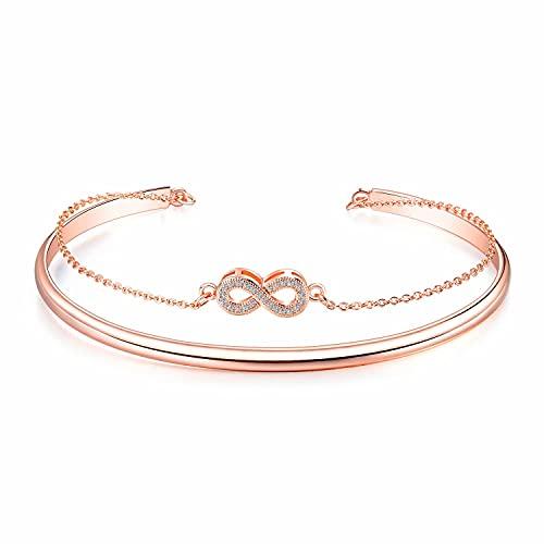 Las pulseras de moda de la joyería de las mujeres se pueden utilizar para accesorios de un reloj,