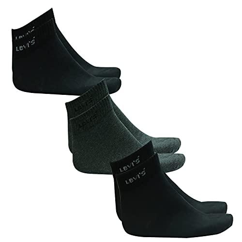 Levi's Men Cotton Loafer Towel Socks_Pack Of 3 & Spenca Cotton Black Helmet Bandana