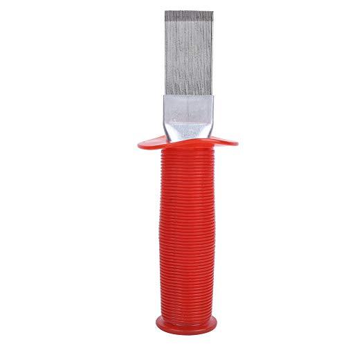 peine del radiador peine de aleta del condensador herramientas de aire acondicionado herramientas de aire acondicionado enderezadora de aleta del radiador peine de condensador peines de aleta herramie
