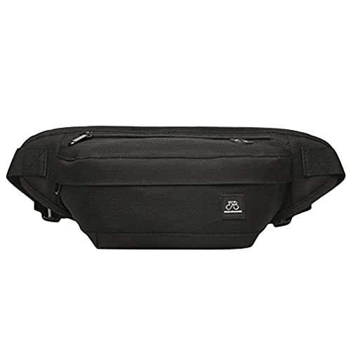 SeniorMar-UK Tide Marke Gürteltasche Umhängetasche Herren Brusttasche Lässige Umhängetasche Outdoor Sporttasche Taktische Dead Fly Bag