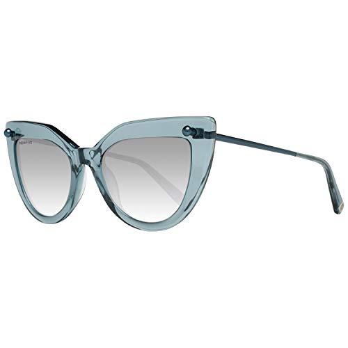 DSquared DQ0278 5184W Dsquared2 zonnebril Dq0278 84W 51 Cateye zonnebril 50, blauw
