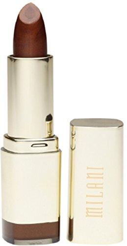 Milani Color Statement Lipstick, Double Espresso 0.14 oz (Pack of 8)