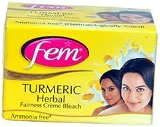Fem Herbal Bleach Cream 15g