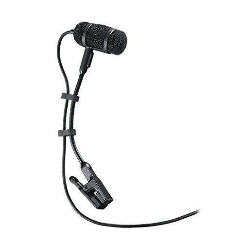 Audio-Technica PRO35 Micrófono de Condensador Cardioide con Clip para Instrumento