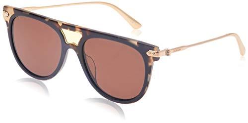 Calvin Klein Sonnenbrille Ck18703S 245 Montures de Lunettes, Marron (Braun), 53.0 Femme