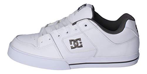 DC Men's Pure Action Sports Shoe, White