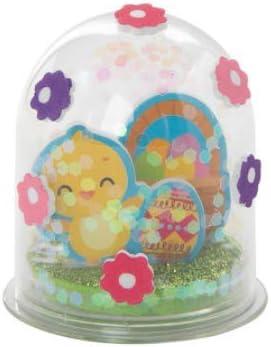 XOXO. Makes 12 Easter Glitter Ranking TOP10 Seasonal Wrap Introduction Globe Craft Kit