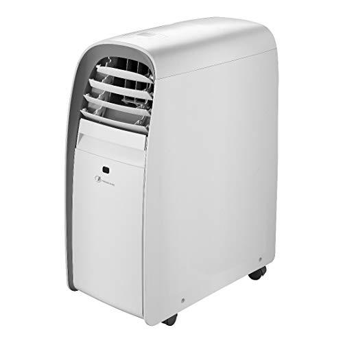 Haverland TAC-0719 | Mobiles Klimagerät Klimaanlage | Energieeffizient | 3 F Funktionen Luftkühler Ventilator Luftentfeuchte | Energieeffizienzklasse A | Leise | Fernbedienung | 2.1kW | 7000BTU