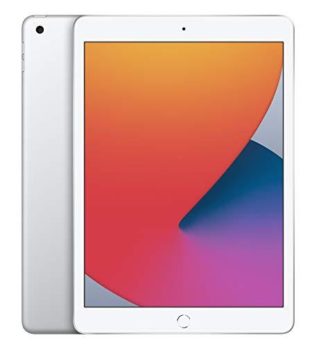 2020 Apple iPad (10,2', Wi-Fi, 32GB) - Silber (8. Generation)