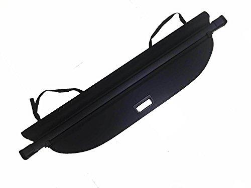kaungka Cargo Cover Security Rear Trunk Cover Retractable Black for 2018-2020 GMC Terrain Chevrolet Equinox