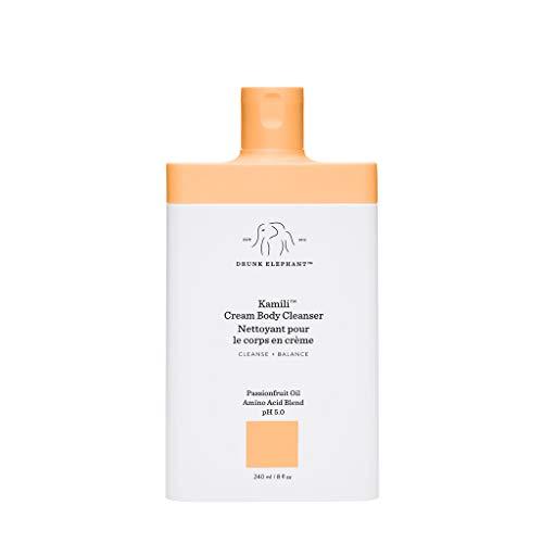 Drunk Elephant Kamili Cream Body Cleanser. Replenishing and Soothing Cream Body Cleanser. (8 fluid ounces)
