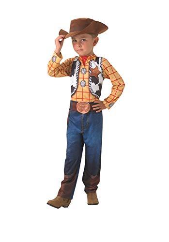 Disney - I-610384s - Disfraz para niños - Classic Woody Hat - Talla S