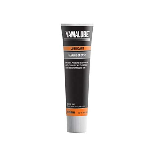 Yamalube ACC-GREAS-10-CT Marine Multi-Purpose Grease, 10 oz Tube