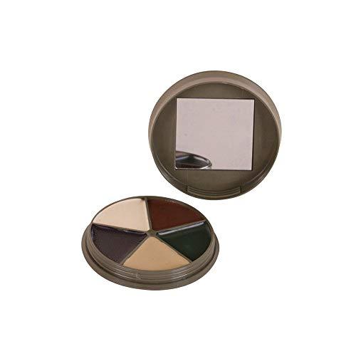 Kombat MTP - Pintura facial de camuflaje (5 colores)