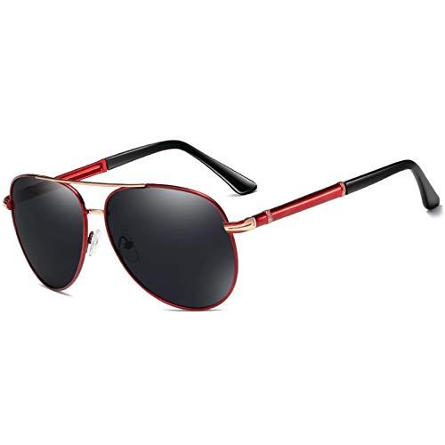 SUIBIAN Gafas de Sol polarizadas clásicas Hombres Mujeres Revestimiento Gafas de Sol de conducción Gafas de Sol UV400