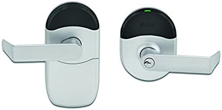 Schlage NDE Commercial Wireless Prox Lock With Engage Technology and 5 Free AptiQ Proximity Cards