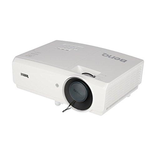 Benq MH750 - Proyector (4500 lúmenes ANSI, DLP, 1080p (1920x1080), 10000:1, 16:9, 762 - 7620 mm (30 - 300'))