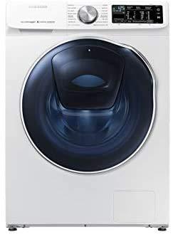 Lavasciuga slim Samsung profondità 60 cm - WD10N645R2W/ET lavasciuga Caricamento frontale Libera installazione Bianco A
