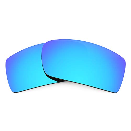 Revant Ersatzgläser für Julbo Stunt, Polarisiert, Elite Eisblau MirrorShield