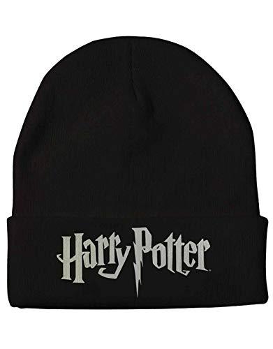 Harry Potter Mütze Beanie Classic Logo Nue offiziell