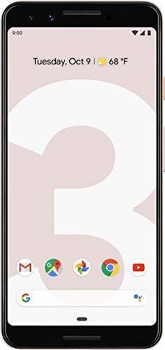 Google Pixel 3 - Factory Unlocked, Pink, 64GB (Renewed)