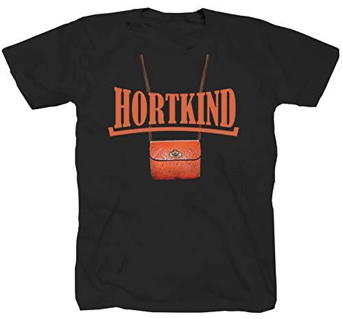 Hortkind Brottasche T-Shirt Funshirt Ostdeutschland (XL)