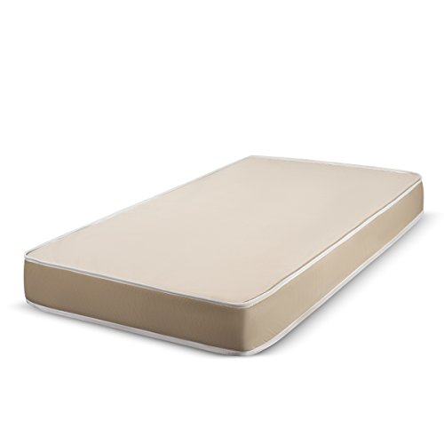 Fortnight Bedding 6 inch Foam Mattress with Durable Fabric Cover -...