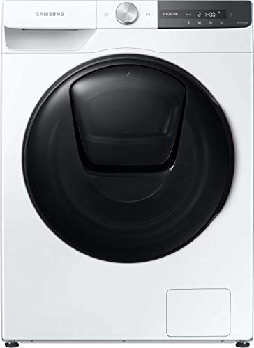 Samsung WW80T754ABT/S2 Waschmaschine 8 kg / 1400 U/min / A+++ / QuickDrive-Option / SchaumAktiv / AddWash