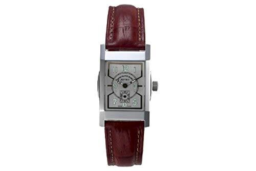 Zeno-Watch Herrenuhr - Art Deco Rect. Art Déco Winder - Limited Edition - 3043-i3