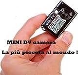 Caméra Mini DV MD801280x 9605MPixel Mini caméra Espion vidéo Espion Spy Détecteur de Mouvement