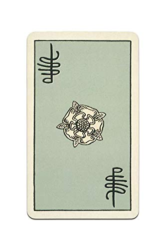 スミス・ウェイト・センテニアル・タロット(缶入り)日本語小冊子『ポケットマニュアル』付