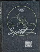 (Custom Reprint) Yearbook: 1988 Kirby High School - Odyssey Yearbook (Memphis, TN)