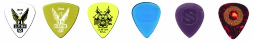 Clayton Picks VPP/6 Guitar Pick