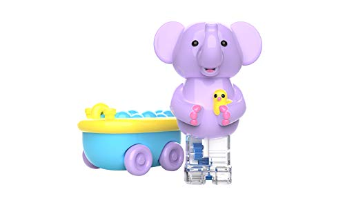 Zoomigos Elephant with Bath Tub Zoomer Toddler Toy $6.96 (54% Off)